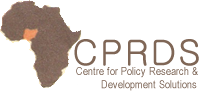 Center for Policy Research and Development Solutions (CPRDS)
